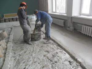 prigotovlenie-rastvora-dlja-stjazhki-pola